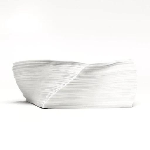 parchment paper squares bleached