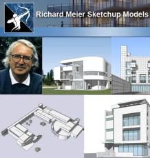 Richard Meier Architecture