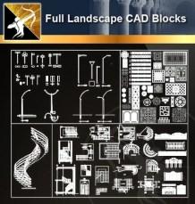 ★Landscape CAD Blocks