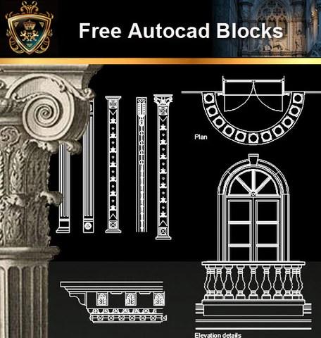 ★Free CAD Blocks