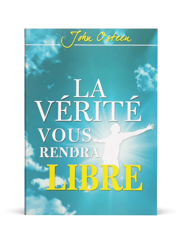 La Vérité Vous Rendra Libre : vérité, rendra, libre, Vérité, Rendra, Libre, (Livre), Osteen, Boutique, INSPIRATION