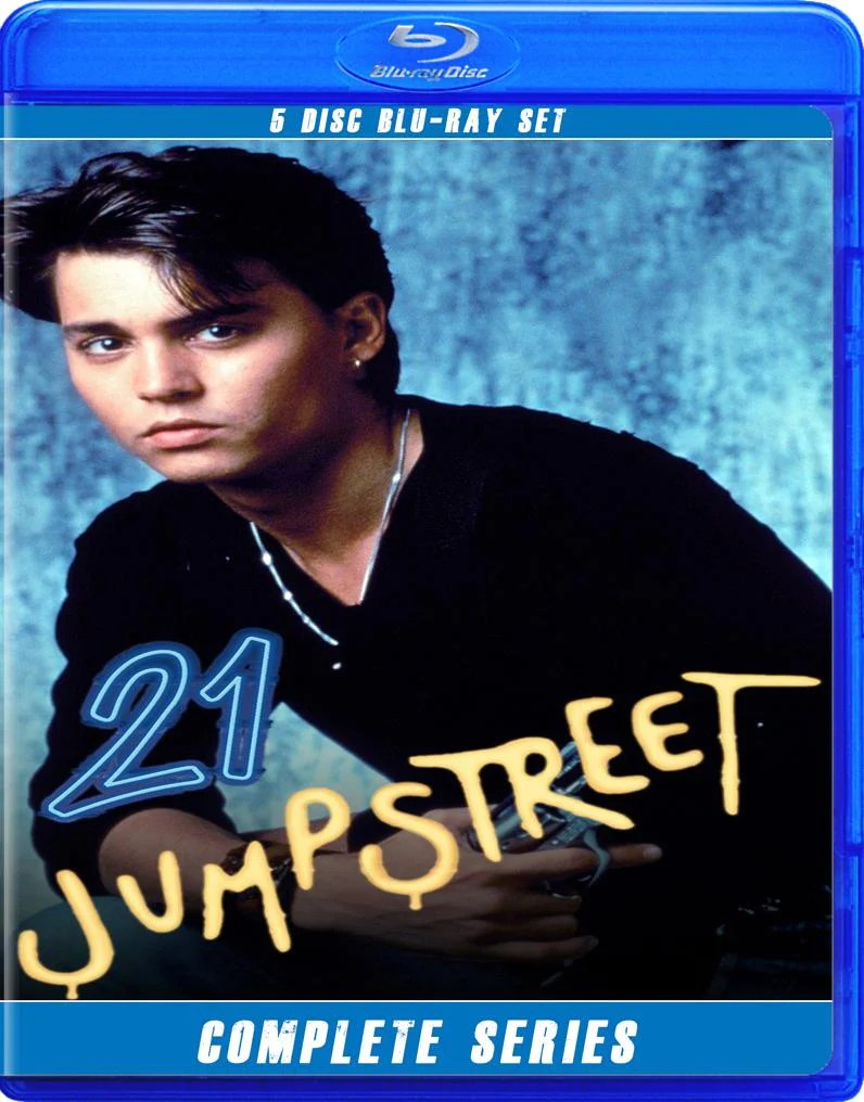21 Jump Street Serie : street, serie, STREET, COMPLETE, SERIES, RAY!!, Collector's, Heaven