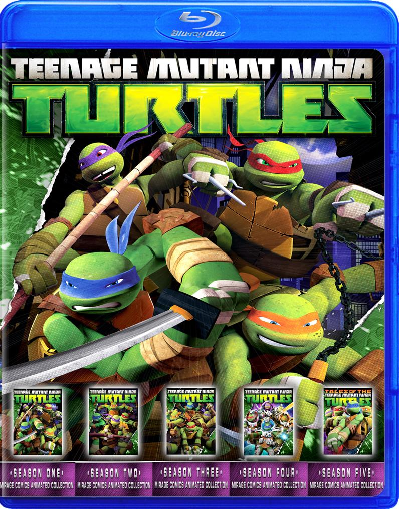 Tales Of The Teenage Mutant Ninja Turtles 2017 : tales, teenage, mutant, ninja, turtles, TEENAGE, MUTANT, NINJA, TURTLES, SERIES, SEASONS, RAY!!, Collector's, Heaven