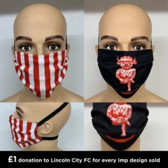 Lincoln City FC Imp - Stripe