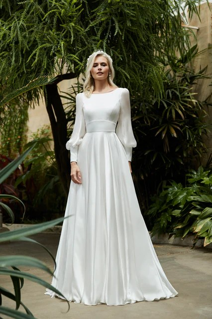 expert advice from designer wedding dress experts tagged off the rack
