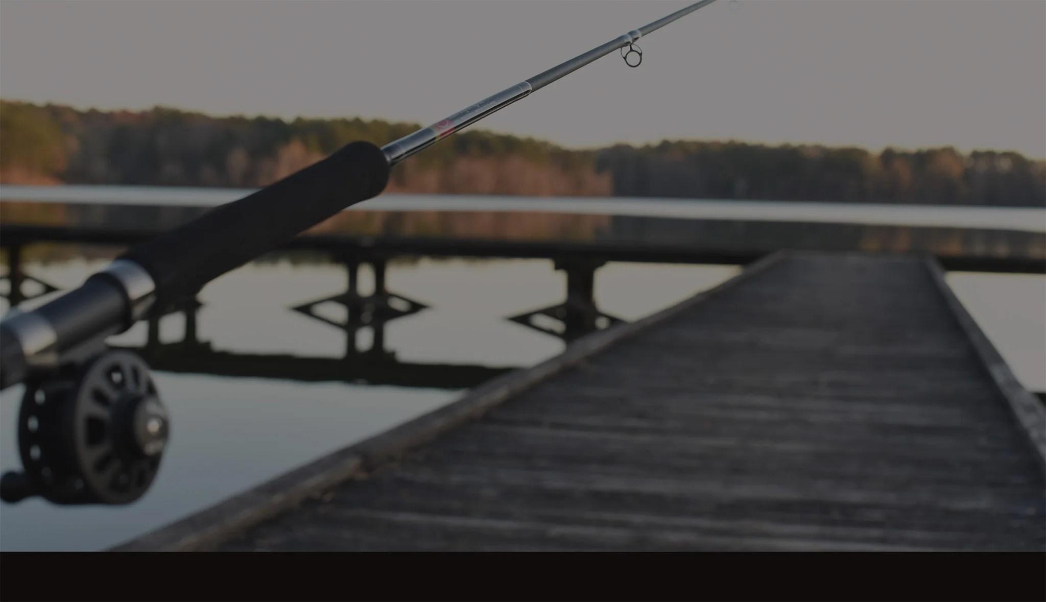 hight resolution of fishing poles