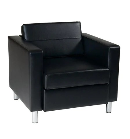 ave six chair pedicure no plumbing office star pac51 v18 pacific arm in black description
