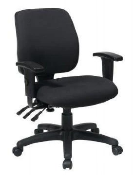 ergonomic chair description discount accent chairs office star work smart 33327 30 mid back dual function