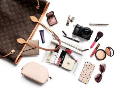 barangan dalam beg wanita