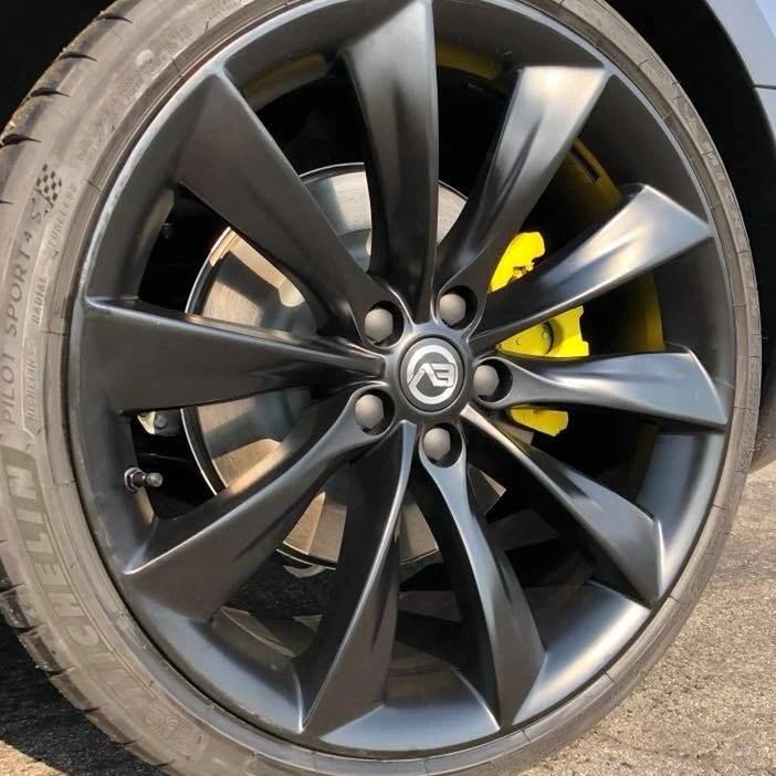 evt wheel for tesla