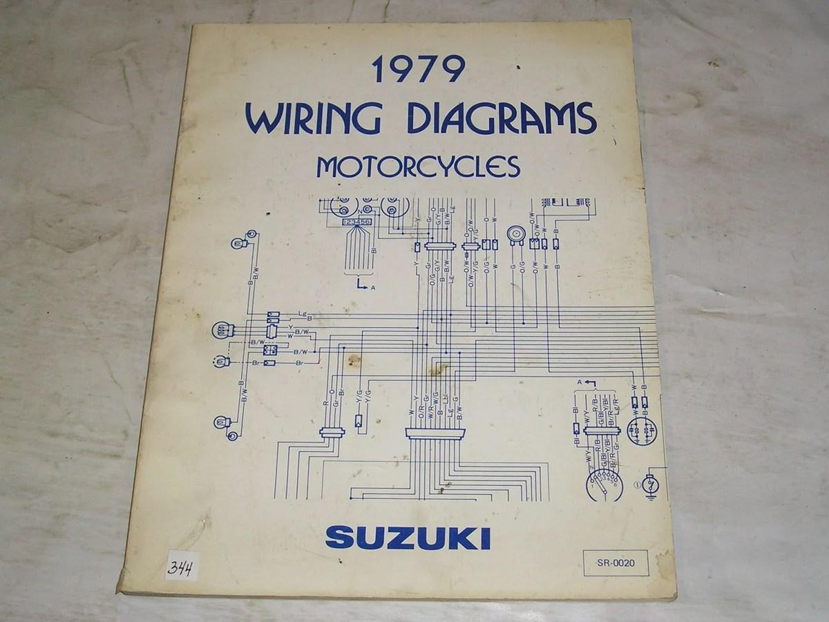 hight resolution of suzuki a50 a80 a100 ac b120 ds dr fr fz gp 1979 wiring diagrams manualsuzuki a50