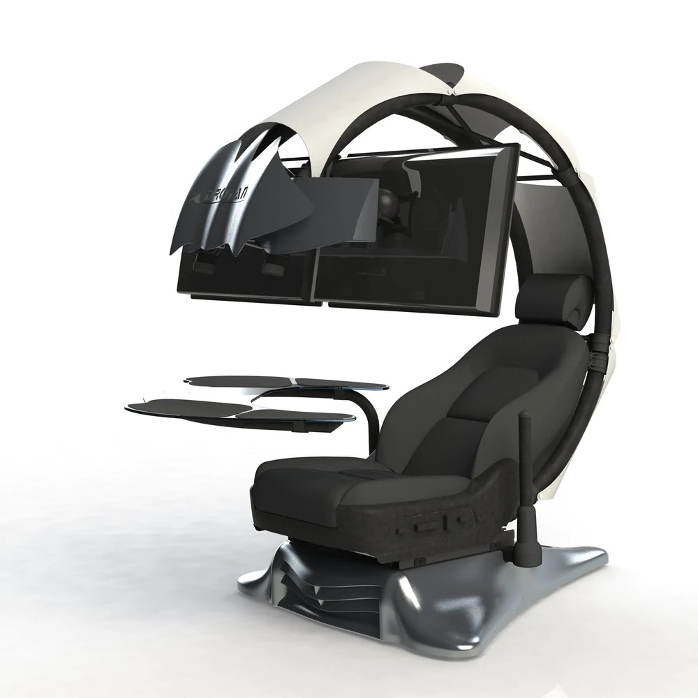 x rocker gaming chair covers auckland droian ergonomic gamer computer workstation – andatech