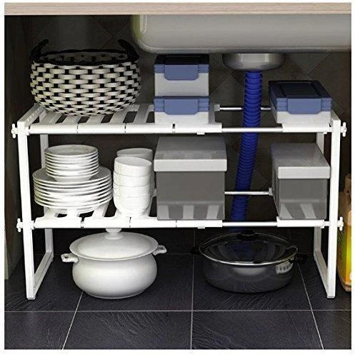 Livivo Kitchen Under Sink Storage Caddy