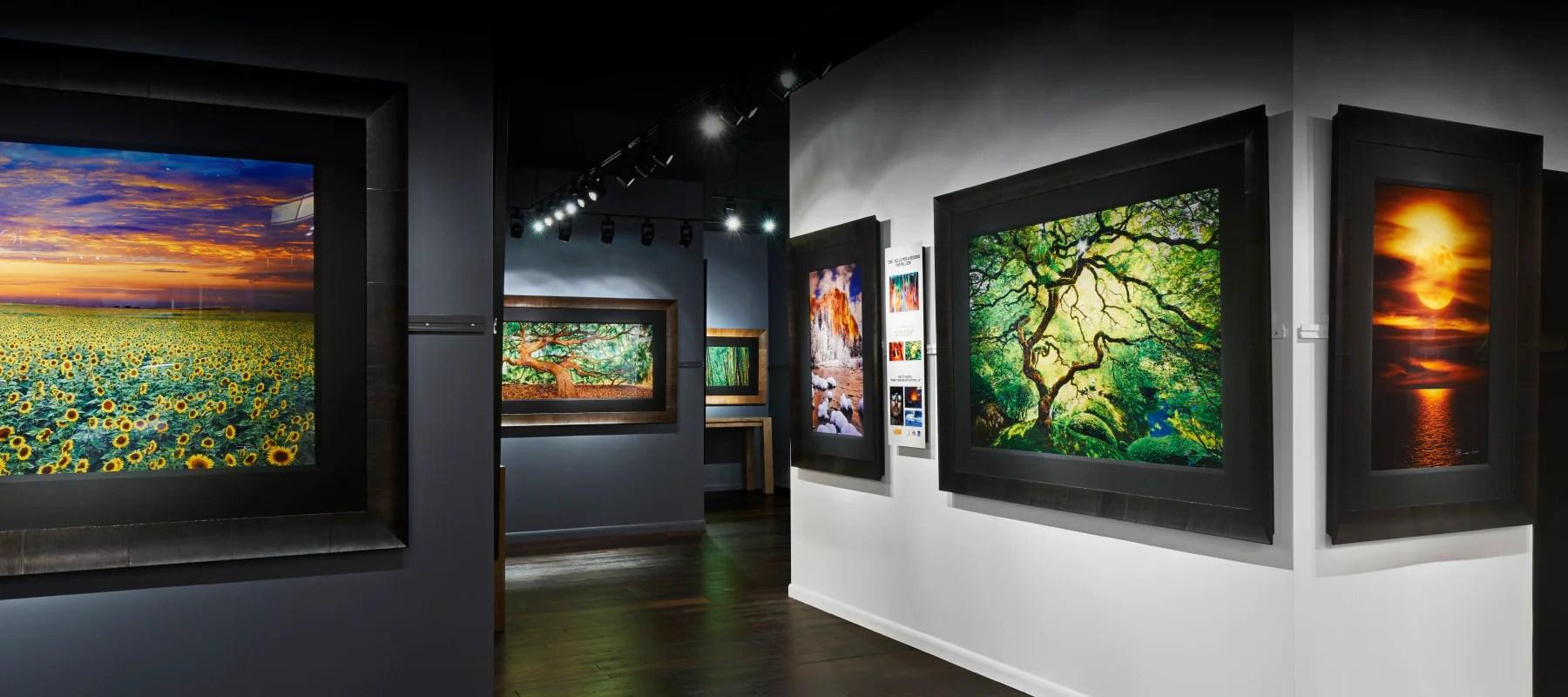 Visit Lik Fine Art In Soho