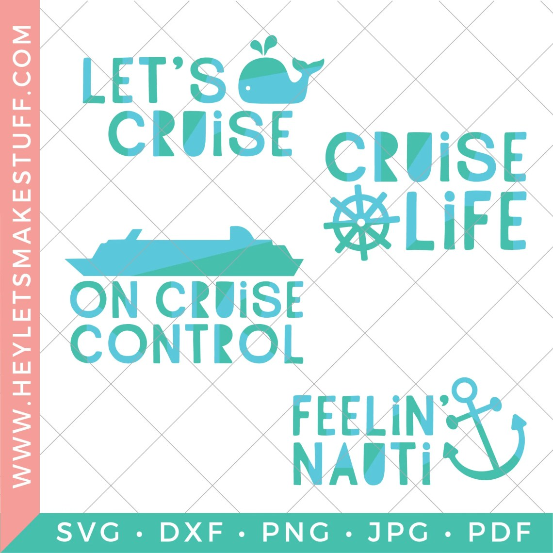 Download I Love It When We're Cruisin Together Svg - Layered SVG ...