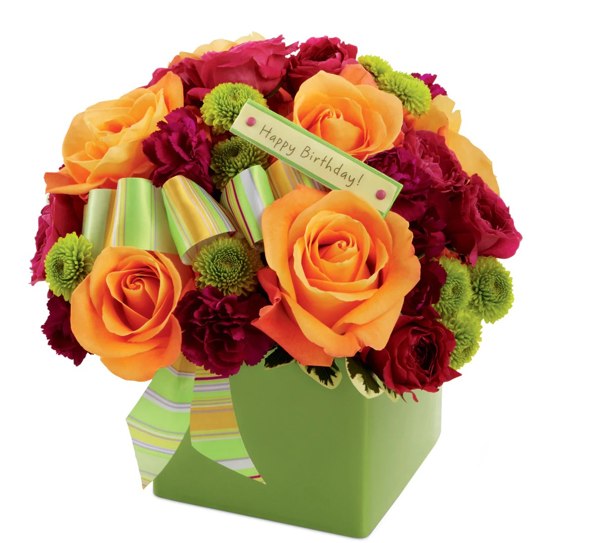 Ftd Happy Birthday Bouquet Gta Florist