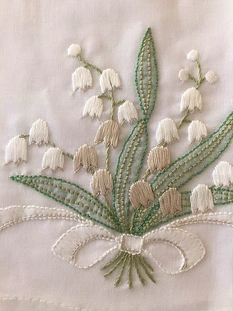 Lily Of The Valley Embroidery : valley, embroidery, Optimized, Title