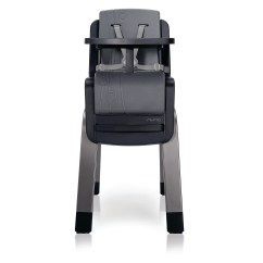 Zaaz Ergonomic Chair Tall For Standing Desk High Chairs Seats Mike Jojo Baby Boutique Pewter