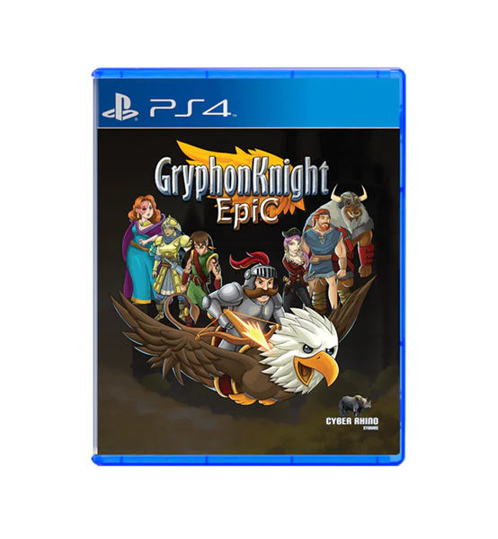 Gryphon Knight Epic (PS4) - Strictly Limited Games