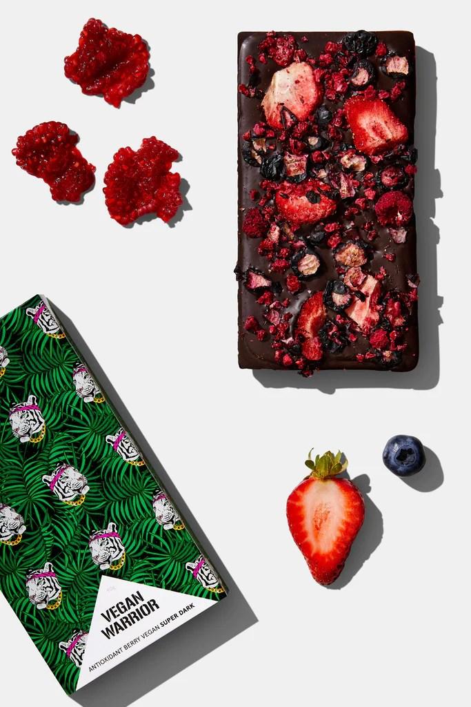 vegan warrior antioxidant berry