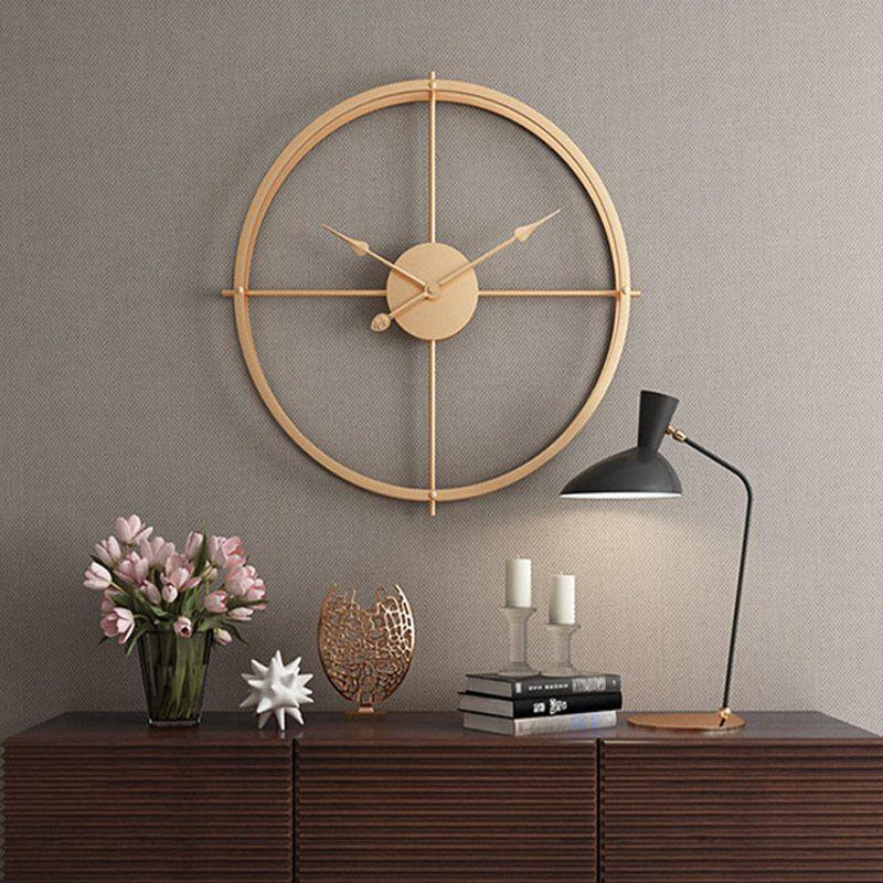 clocks art interior