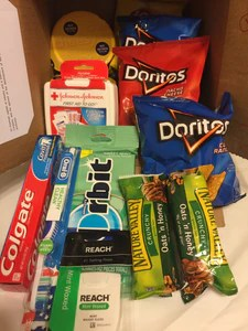 small care package college