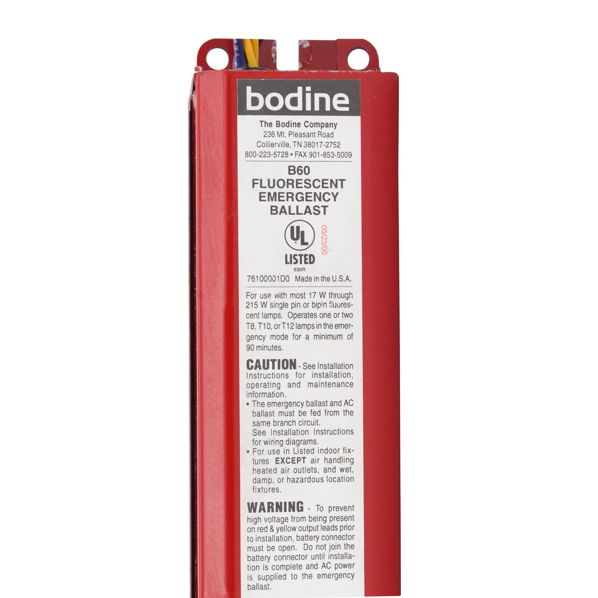 medium resolution of bodine b60 bodine b60