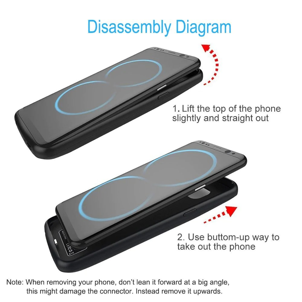 hight resolution of  fiora battery case for samsung galaxy note 8