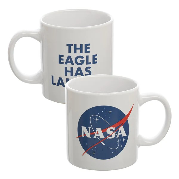 nasa the eagle has