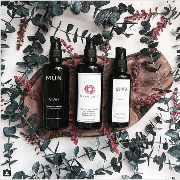 Green Beauty Organic Skin Care - Bloom and Clementine