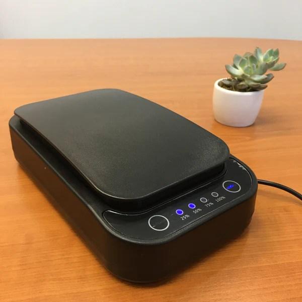 Lexuma XGerm multi functional phone UV sanitizer rescue from potential diseases anti-virus antibacterial for phone watch rings keys other personal things outlook