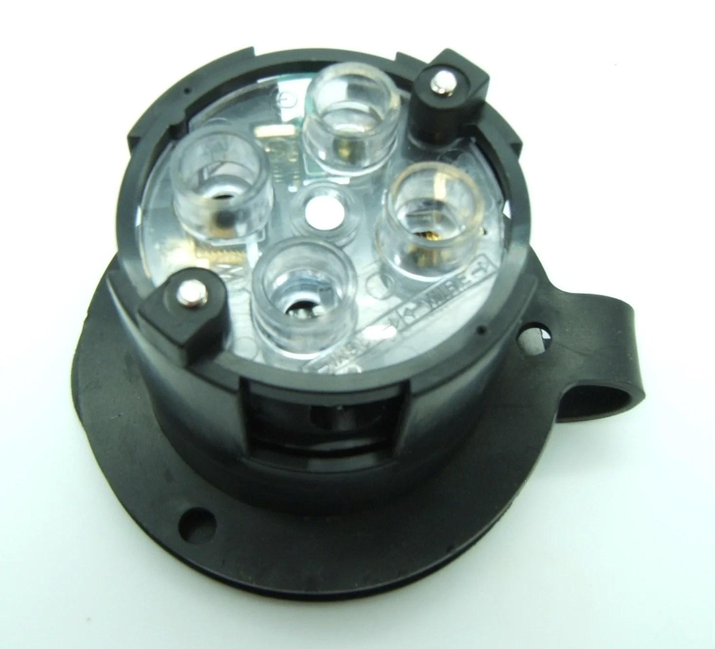 nema l14 30 flanged inlet plug 30a 250v locking receptacle socket black hjp  [ 1469 x 1333 Pixel ]