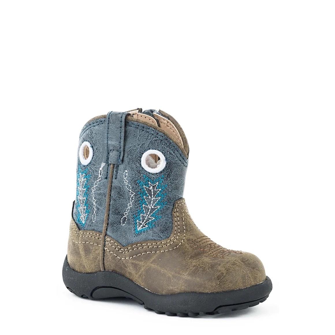 Roper Infant Boots - Stable Door
