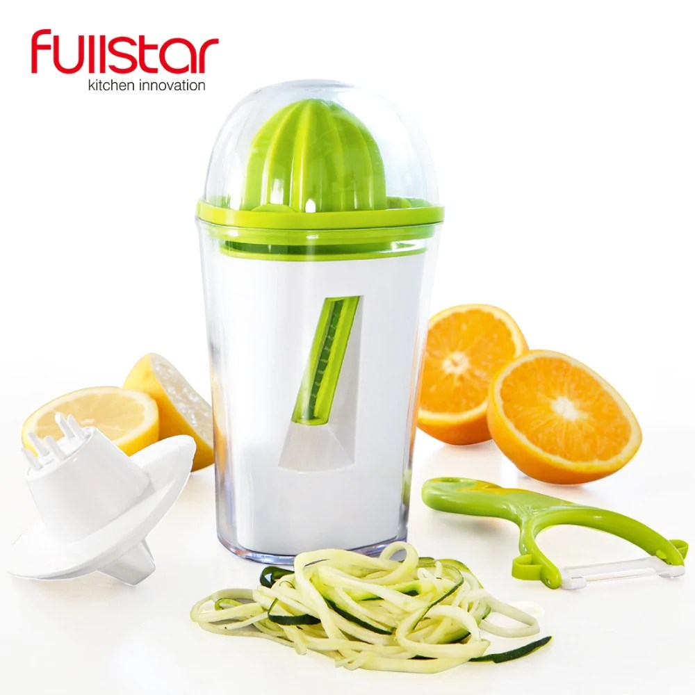 3 in 1 kitchen sears tables accessories spiralizer juicer peeler vegetable potato hand