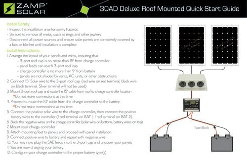 wiring diagrams – back country solar