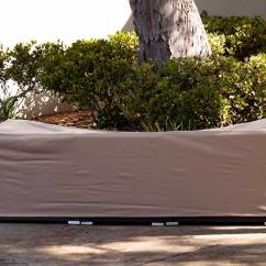 Sofa Waterproof Cover 2 Seater Exterior Rectangle Couch 98 35 27 Inch Outdoor Covers Inches
