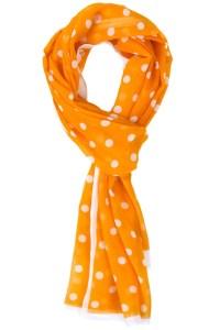 Lois Polka Dot Scarf  scarves.net
