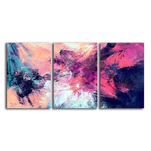 abstract pastel hues 3