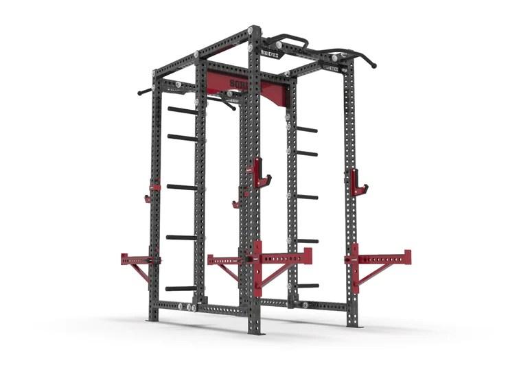 base camp double half rack sorinex