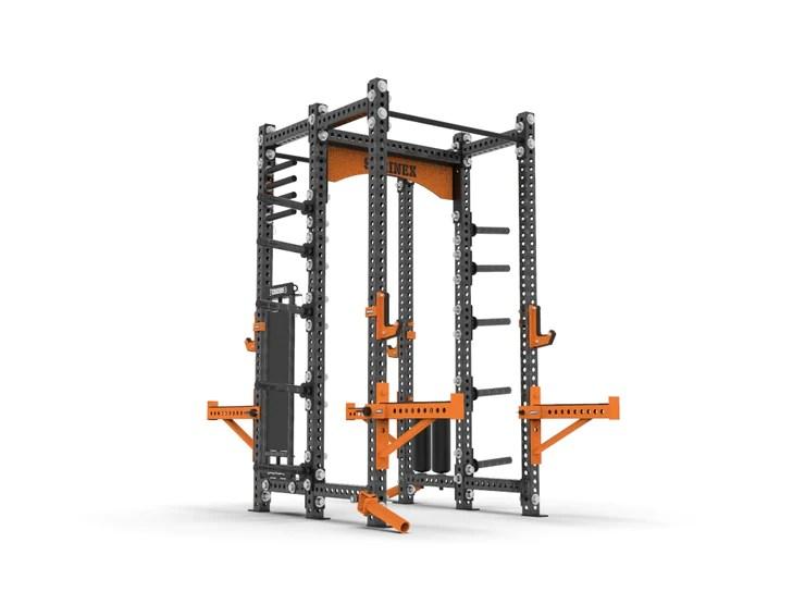 xl series double half rack