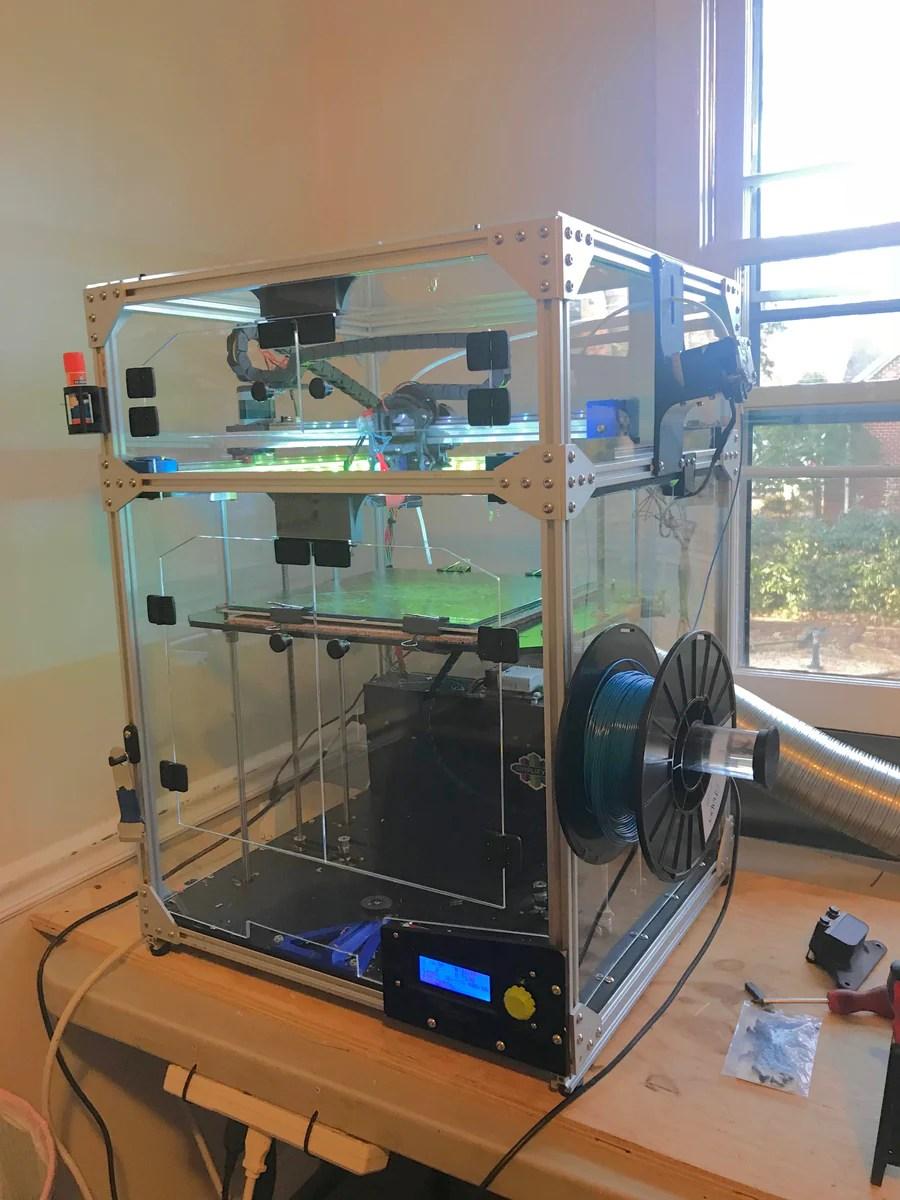 FolgerTech FT-5 3D Printer Enclosure Kit – 3DUPfitters