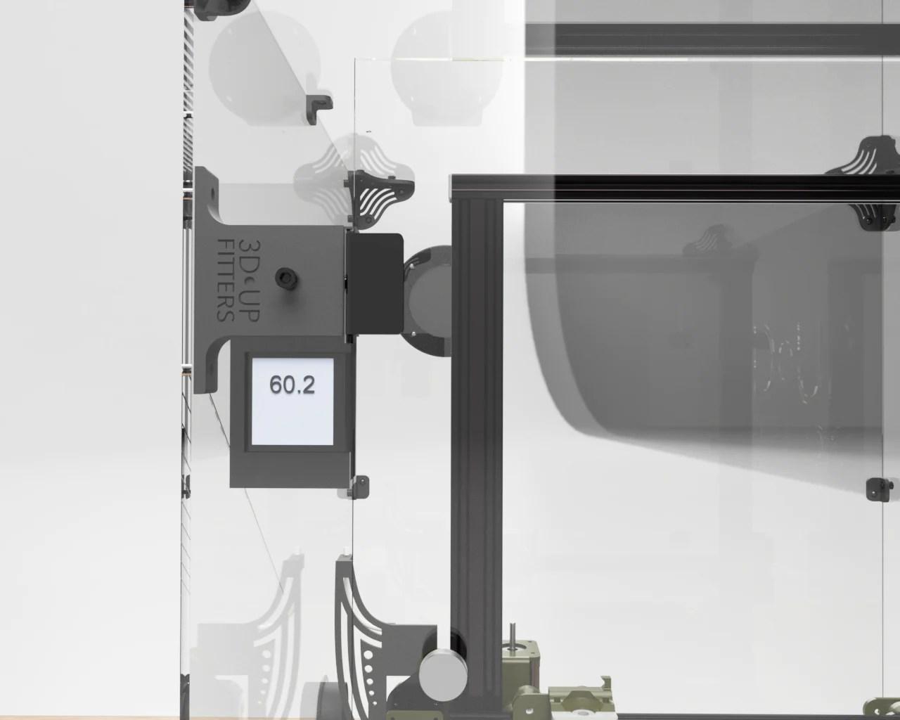 3D Printer Enclosure Kit for Creality CR-10 S4 – 3DUPfitters