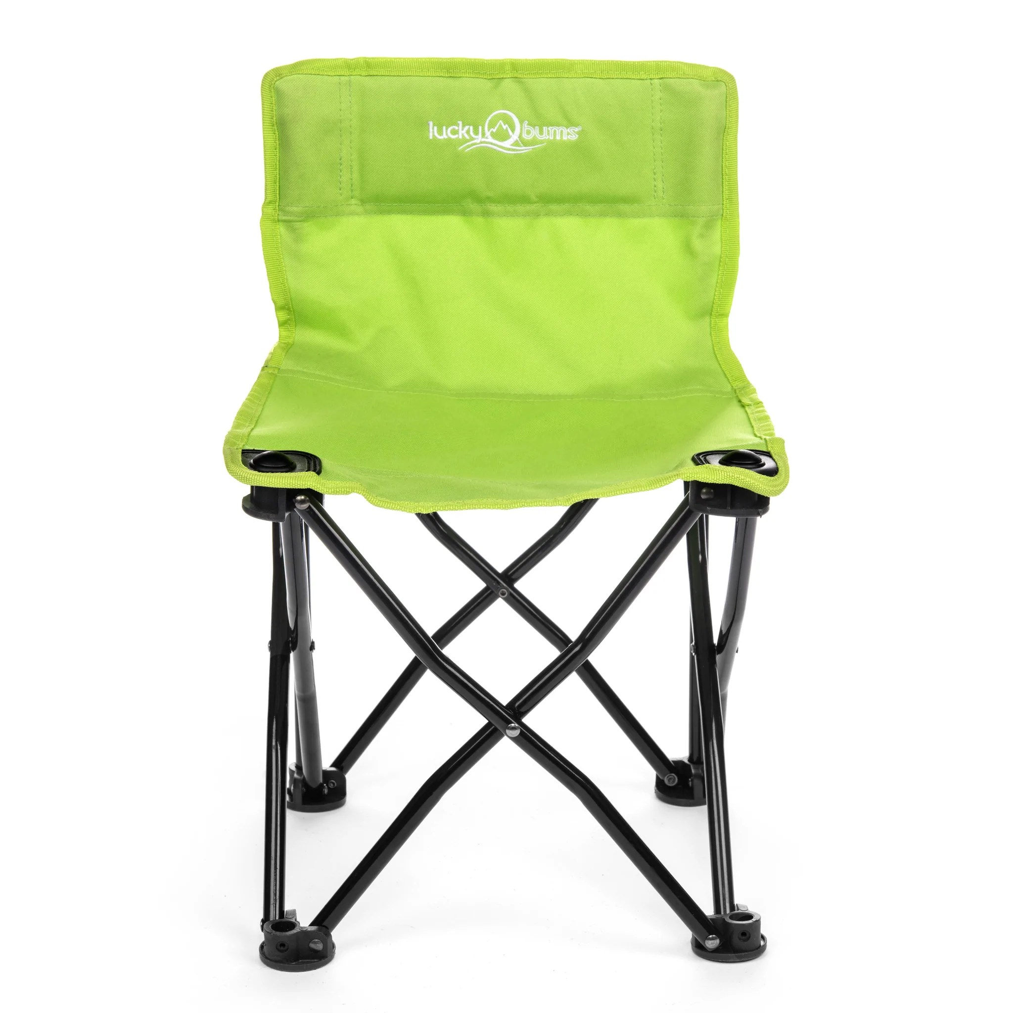 lucky bums camp chair boon high tray dishwasher kids quick folding