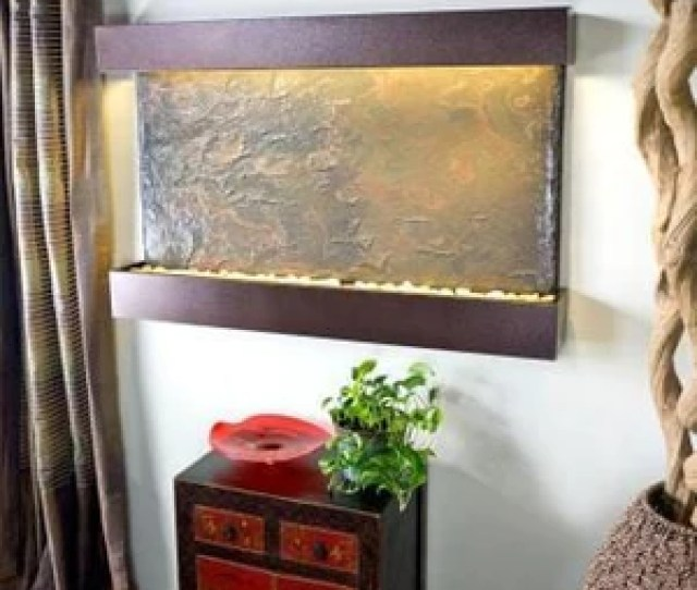 Horizon Falls Large Slate Wall Fountain Earth Inspired Products