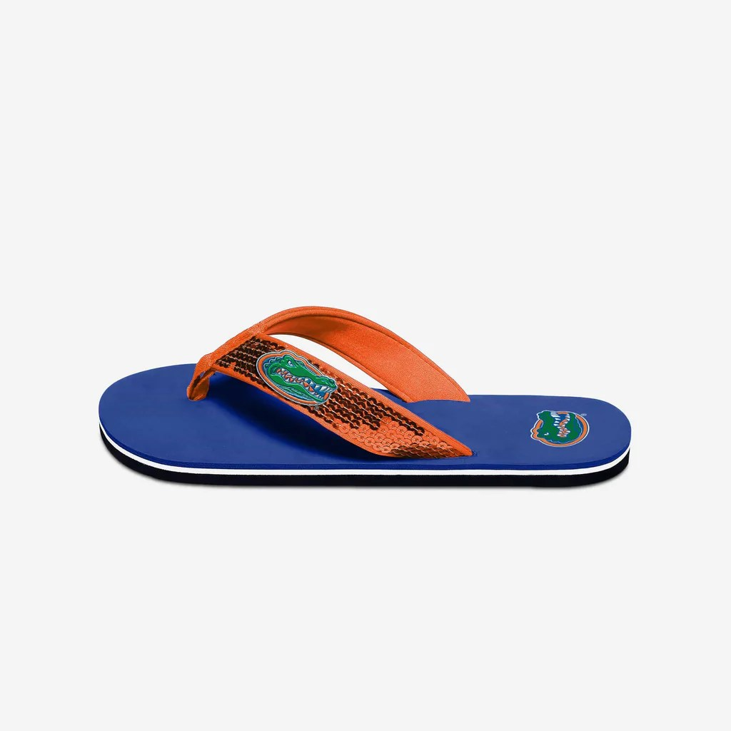 3c405a99f Florida Gator Flip Flops Men s. Florida Gators Apparel Collectibles And Fan  Gear