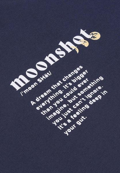 Moonshot Definition Sweatshirt – Seek Discomfort