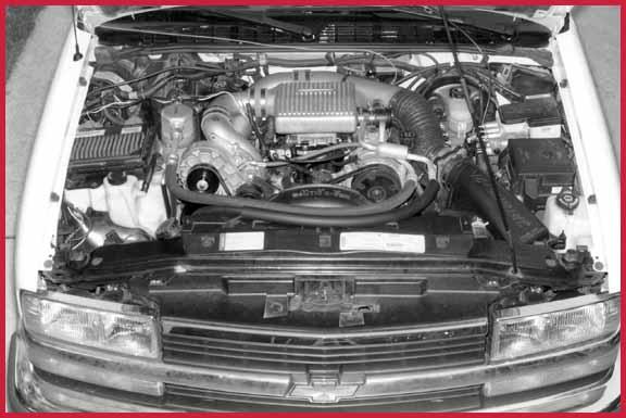 S10 Swap Part 9 V8 ALTERNATIVE FOR 1996–2000 TRUCKS WITH THE 43 V6 – JTR Stealth