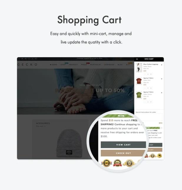 Gecko - Responsive Shopify Theme - 14