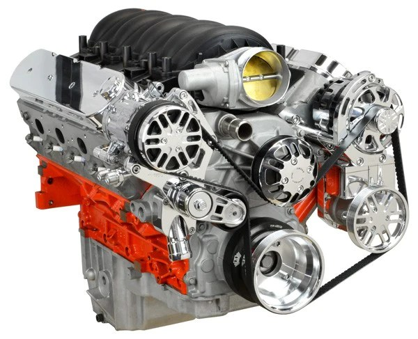 Chevy Big Block Victory Series Kit With Alternator And Power Steering