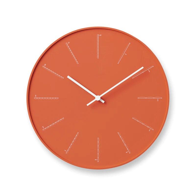 日本 Lemnos Divide 時鐘